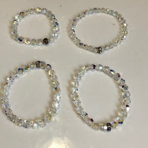 Kids Swarovski bracelets